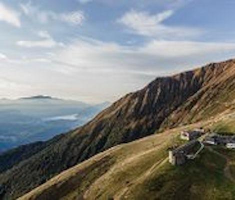 Monte Tamaro Aussicht